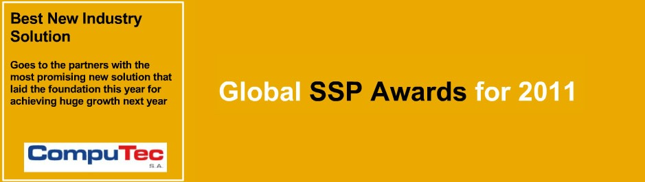 2011 – SAP Business One SSP Awards – ProcessForce – Best New Industry Solution