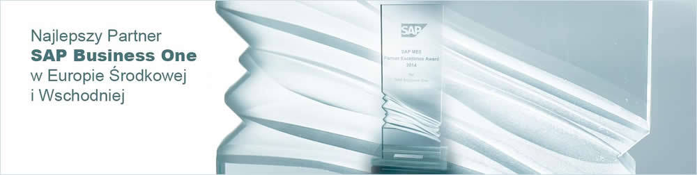 2014 – SAP MEE Partner Excellence Award