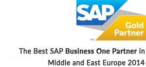 SAP Gold Partner logo